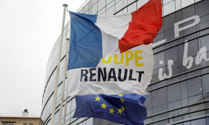Der französische Autobauer Renault ist mit Gegenwind konfrontiert.