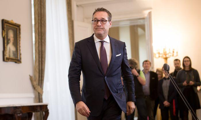 Im Regierungsalltag angekommen: FPÖ-Obmann Heinz-Christian Strache.