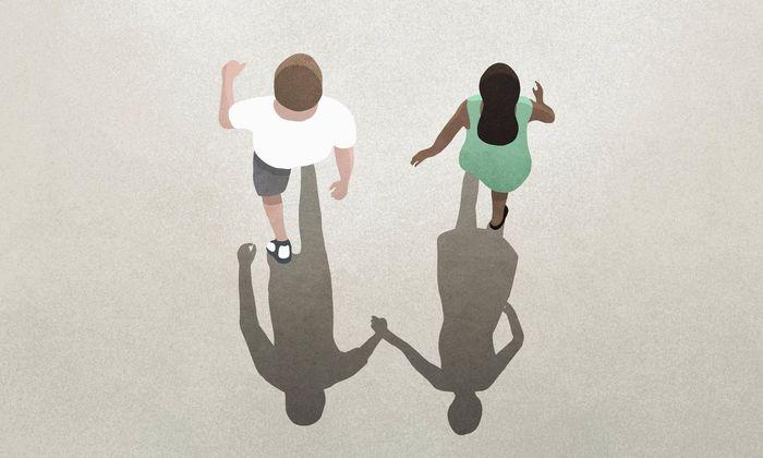 Symbolbild zum Leben nach der Scheidung
