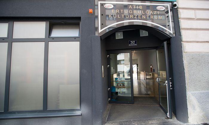 Das Atib-Kulturzentrum in Wien-Brigittenau bleibt in den Schlagzeilen.