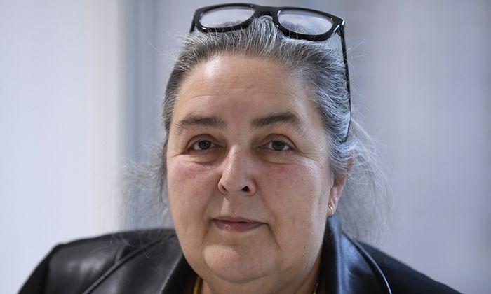 Eva Blimlinger steht an der Bildenden vor der Ablöse. (Archivbild)
