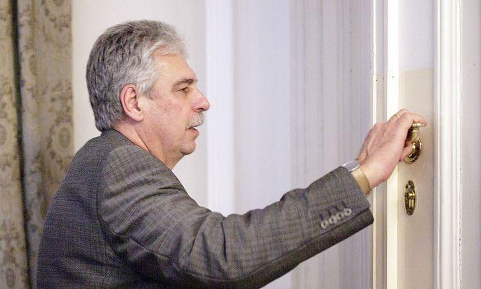 Finanzminister Hans Jörg Schelling: Tür zu für Steuerflucht