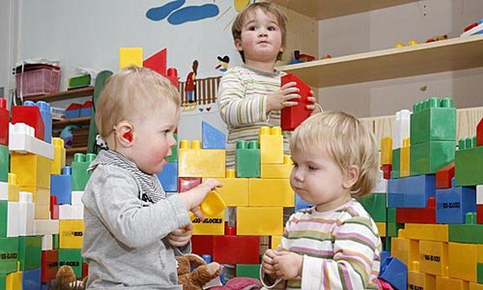 Deutsche Kindergaerten sollen fuers