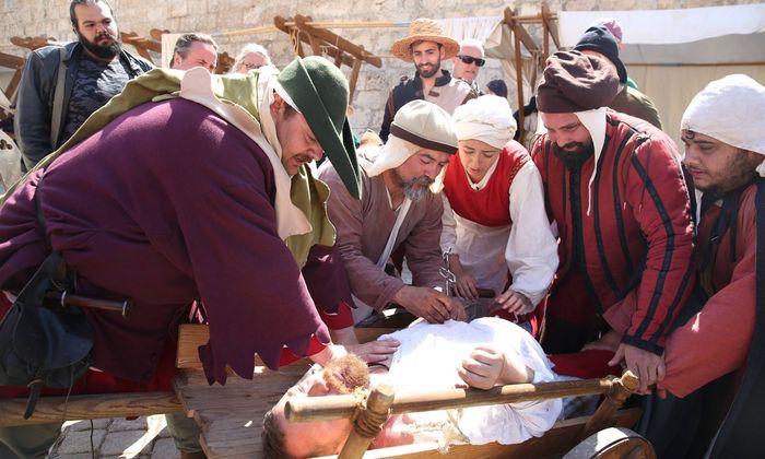 Hunger, Seuchen, Gewalt, Willkür zählten zweifellos zu den Rahmenbedingungen der mittelalterlichen Existenz.