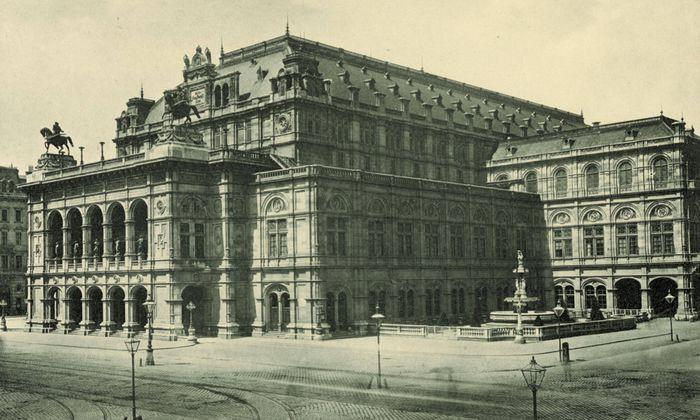Die Wiener Staatsoper feiert am 25. Mai ihren 150. Geburtstag. Sie wurde 1869 als k.k. Hofoper gegründet.