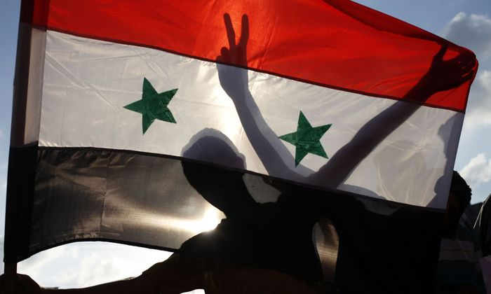 Terrorismus Syrien