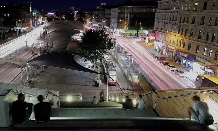 Tempo 30 in ganz Wien? Schon jetzt gilt für 80 Prozent der Wiener Gemeindestraßen diese Grenze.