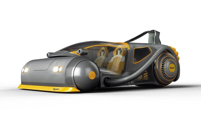 Der Staubsauger-Hersteller Dyson plant ein Elektroauto