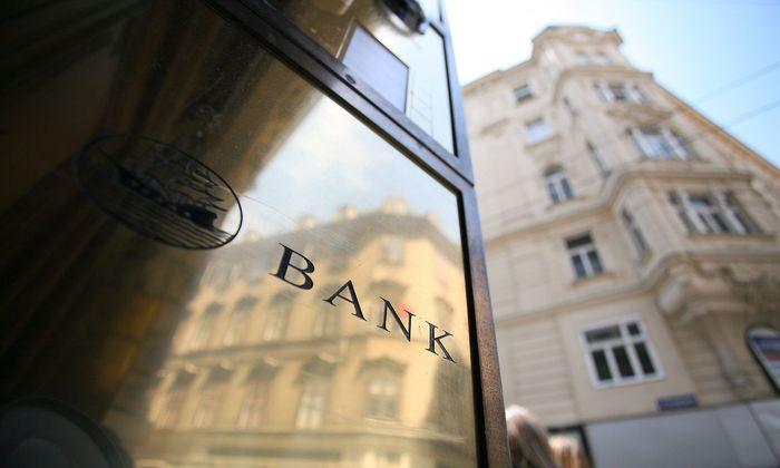 MEINL BANK (Firmenschild) =