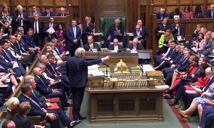 Boris Johnson verlor die Mehrheit im Unterhaus. Sein möglicher Ausweg sind Neuwahlen noch im Oktober, aber auch denen muss das Parlament zustimmen.