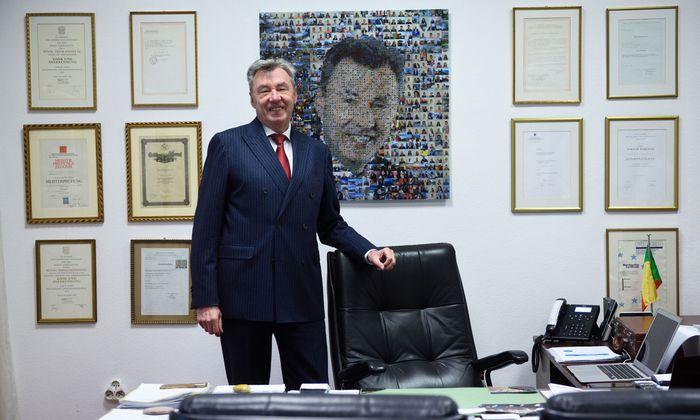 Reiwag-Chef Viktor Wagner.