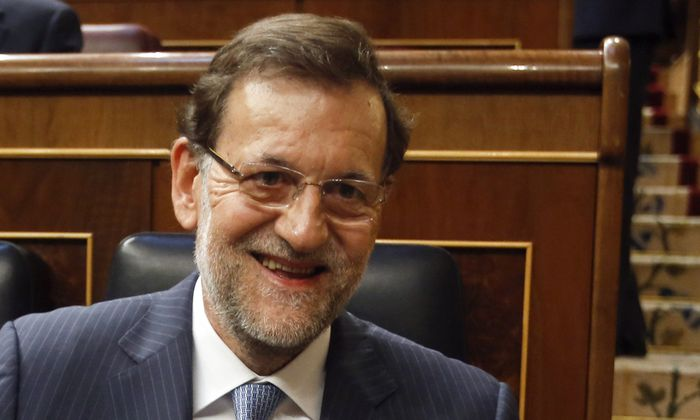 Katalonien Rajoy will Separatisten