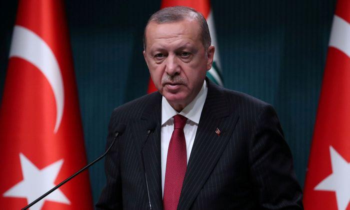 Recep Tayipp Erdogan ruft seine Notenbank dazu auf, die Leitzinsen zu senken