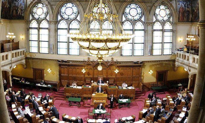 Am Dienstag wird das Wiener Budget 2019 im Rathaus beschlossen.