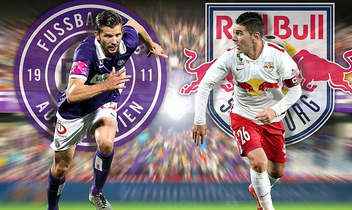 SOCCER - BL, A.Wien vs RBS
