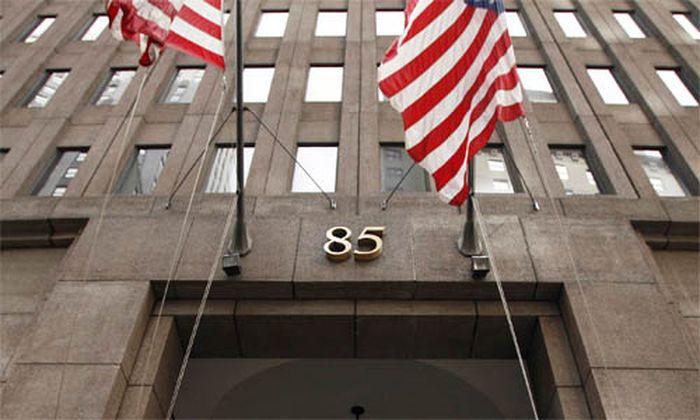 Hauptquartier von Goldman Sachs