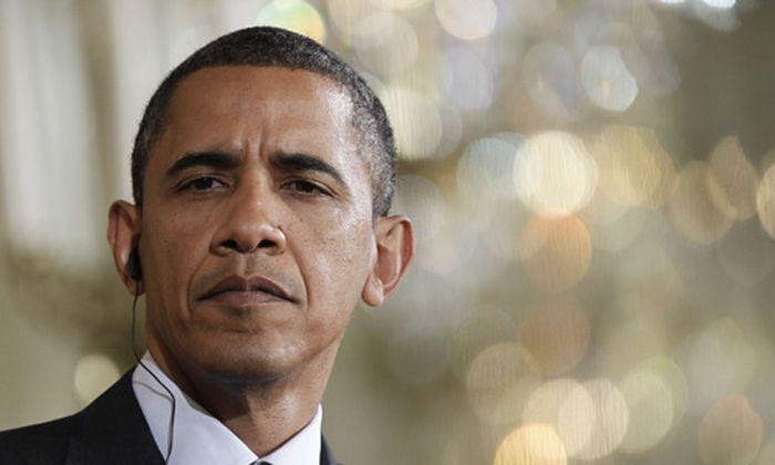 Barack Obama entzauberte Praesident