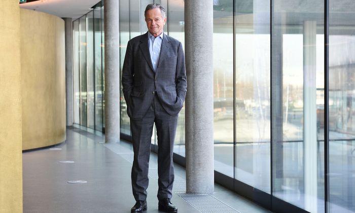 Erste-Chef Andreas Treichl sorgt sich um die Finanzbildung in Österreich.