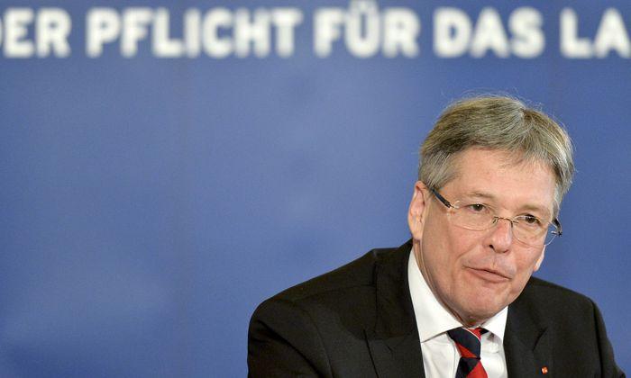 Landeshauptmann Peter Kaiser befürchtet, dass durch die Maßnahmen der neuen Regierung die Armutsgefährdung steigt.