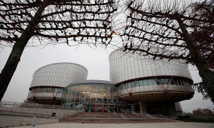 Der Europäische Menschenrechtsgerichtshof in Straßburg