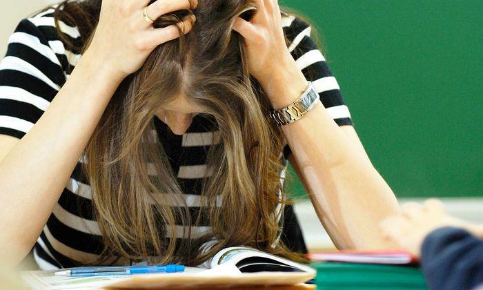 Wer zu großer Prüfungsangst tendiert, kann auch im Kopf durchspielen, was er im Fall eines Blackouts tun wird.
