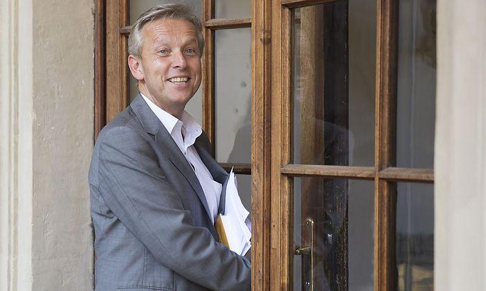 Klubobmann Reinhold Lopatka (ÖVP)