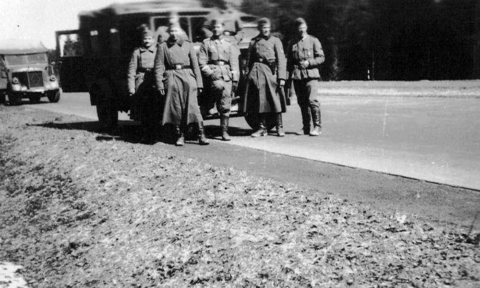 """Vor 70 Jahren: Wehrmacht lässt 9000 """"nutzlose Esser"""" sterben"""