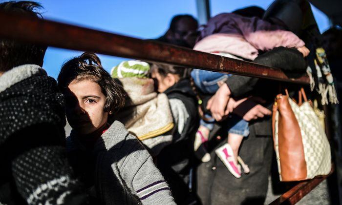 CORRECTION-TURKEY-SYRIA-REFUGEES-UNREST