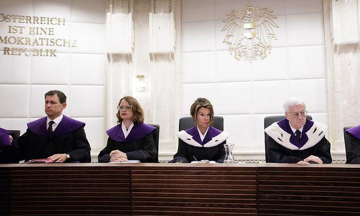 Wahlanfechtung: VfGH hört heute Parteienvertreter