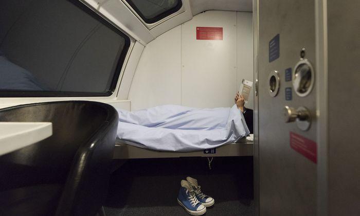 SWITZERLAND Im Schlafwagen gemütlich durch die Nacht. In Europa war das vielfach gar nicht mehr möglich – aufgrund der geringeren Nachfrage und des sinkenden Angebots.TRAIN NIGHTJET OEBB