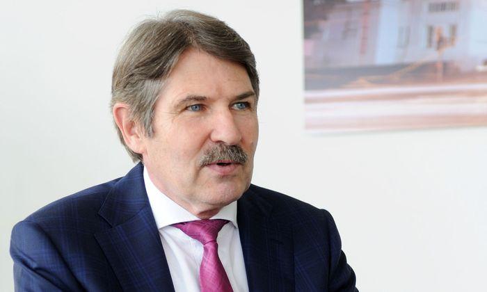 s-Immo-CEO Ernst Vejdovszky: Die Dinge sind nicht ganz einfach