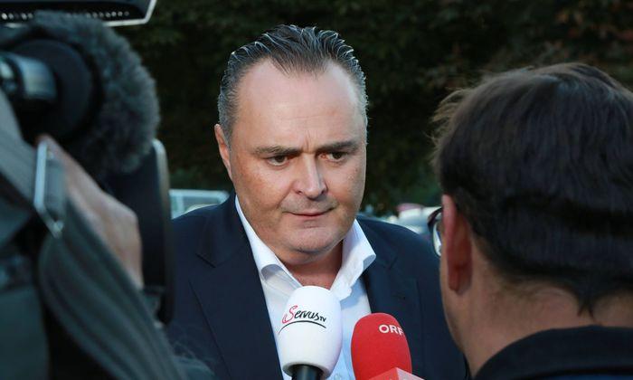Landeshauptmann Hans Peter Doskozil (SPÖ)