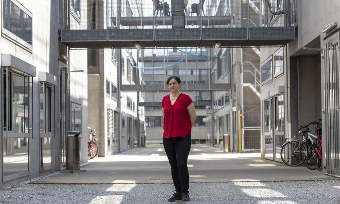 Maria Eichlseder forscht an effizienten Verschlüsselungsalgorithmen für den digitalen Datentransfer.