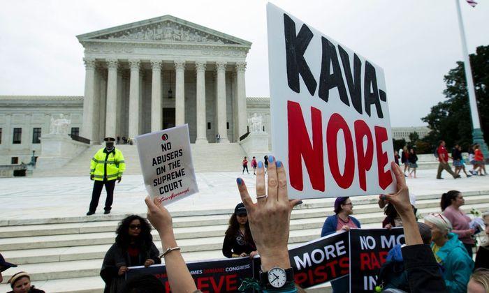 Proteste gegen Brett Kavanaugh