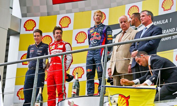 Sebastian Vettel Fehlerlos Sieg