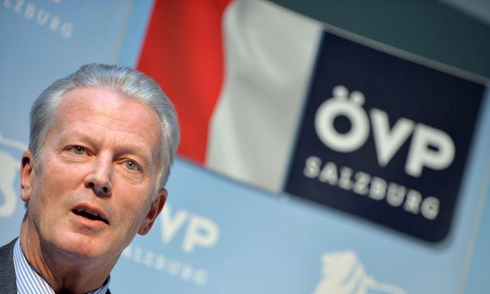 �VP-BUNDESPARTEIVORSTAND IN SALZBURG: BK MITTERLEHNER (�VP)