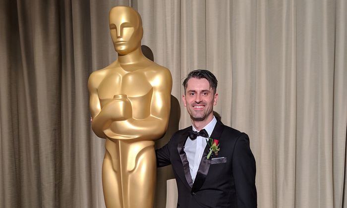 Bernd Bickel holte mit seinen früheren Kollegen von Disney einen Oscar.
