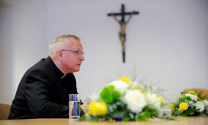 Archivbild: Militärbischof Werner Freistetter ist neuer päpstlicher Interims-Chef der Kärntner Kirche.