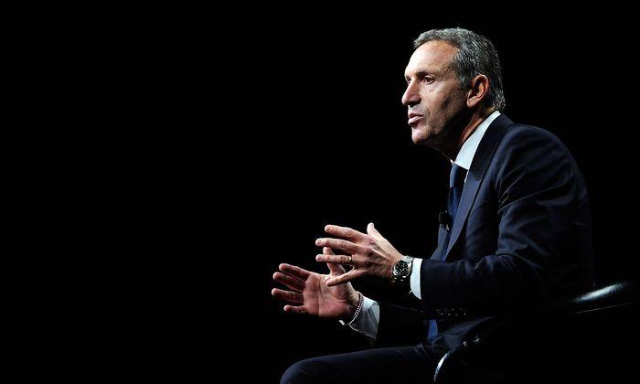 Der frühere Starbucks-Chef Schultz will als unabhängiger Kandidat ins Rennen um die US-Präsidentschaft gehen.