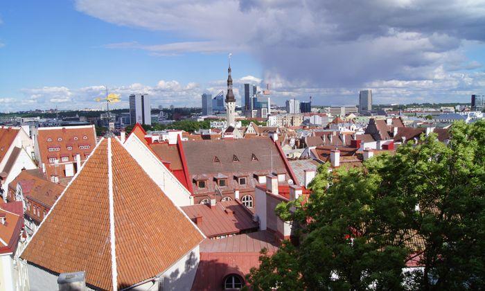 Estlands Hauptstadt Tallinn: Auf den ersten Blick mittelalterlich, auf den zweiten sehr modern.