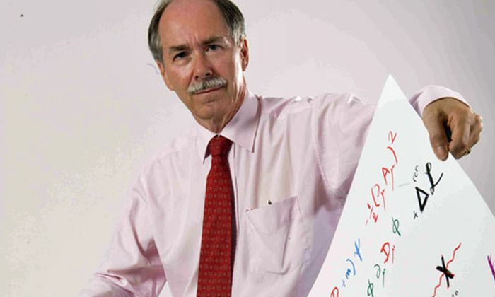 Physik Logik Quantenmechanik verlangt