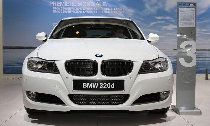 Alles supersauber bei BMW, sagt das Kraftfahrtbundesamt.