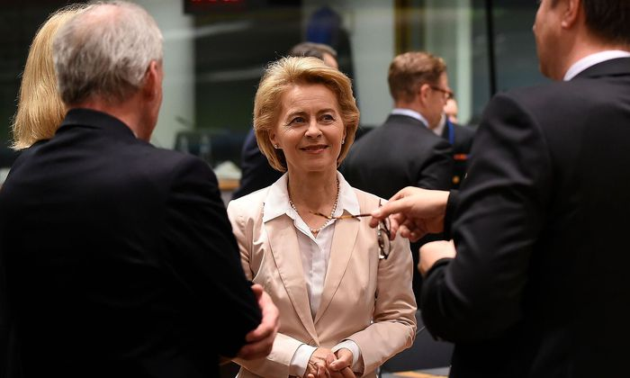 BELGIUM-EU-DEFENCE-DIPLOMACY