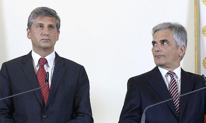 NR-Wahl: SP-VP-Mandatsmehrheit könnte laut Meinungsforschern wackeln