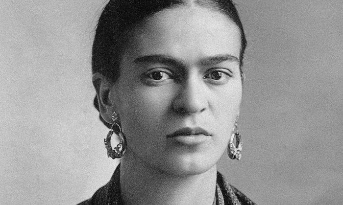 Mexican painter Frida Kahlo October16 1932 Photo by Guillermo Kahlo PUBLICATIONxINxGERxSUIxAUTxONL
