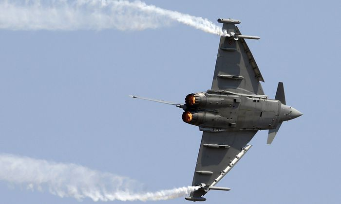 EurofighterDeal Gruene erwarten Rueckabwicklung