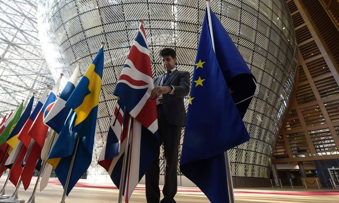 EU-Gipfel zum Brexit
