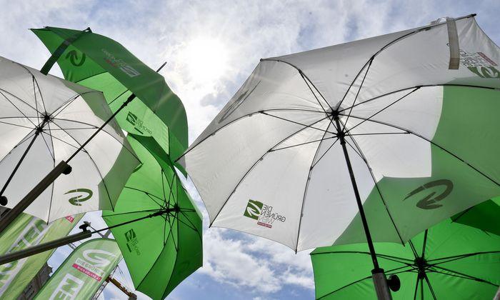 Stürmische Zeiten für die Wiener Grünen, die sich nach dem Rauswurf ihrer Mutterpartei aus dem Parlament und internen Querelen völlig neu aufstellen müssen.