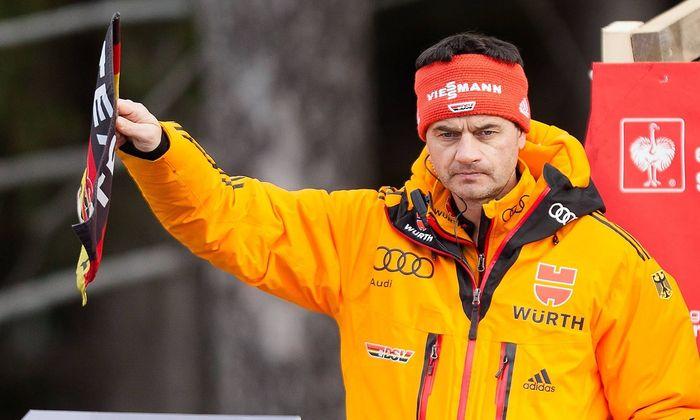 03 01 2014 Bergisel Schanze Innsbruck AUT FIS Ski Sprung Weltcup 62 Vierschanzentournee Train