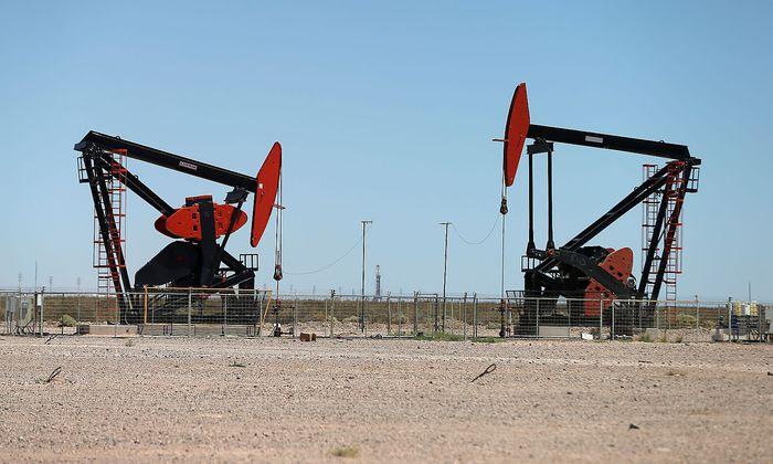 Symbolbild: Ölpumpen in Argentinien.